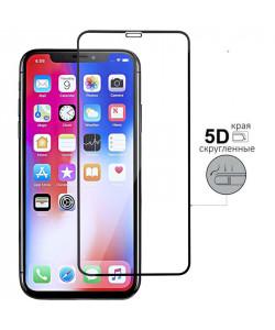 5D Стекло iPhone XR – Скругленные края
