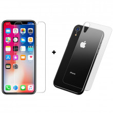 Комплект стекол iPhone XR