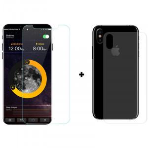 Комплект стекол iPhone XS