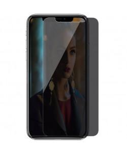 Защитное стекло iPhone XS Privacy Anti-Spy (Конфиденциальное)