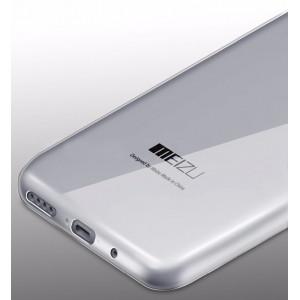 Силиконовый чехол для Meizu M2 Note Ультратонкий