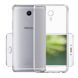 Силиконовый чехол Meizu M3 Max Ультратонкий