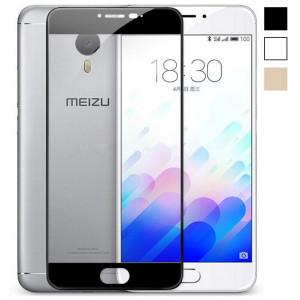 Стекло Meizu M3 Note – Full Glue (Клей по всей поверхности)