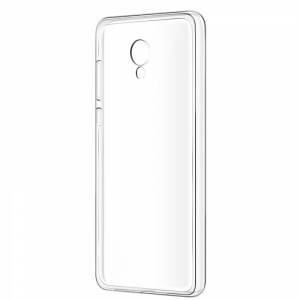 Силиконовый чехол Meizu M3e