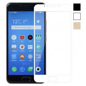 Стекло Meizu M5 Note – Full Glue (Клей по всей поверхности)