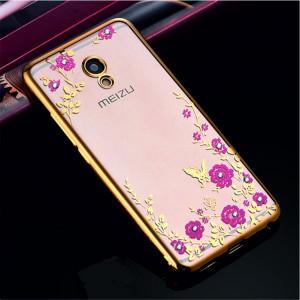 Чехол со стразами Meizu M5 Note