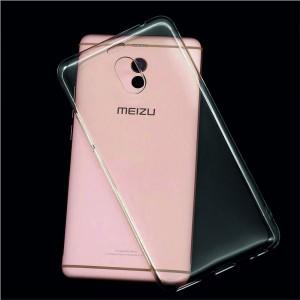 Силиконовый чехол Meizu M6 Note – Ультратонкий