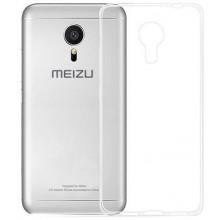 Силиконовый чехол Meizu Pro 5 Ультратонкий
