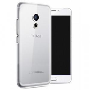 Силиконовый чехол на Meizu Pro 6