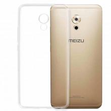 Силиконовый чехол Meizu Pro 6 Plus Ультратонкий