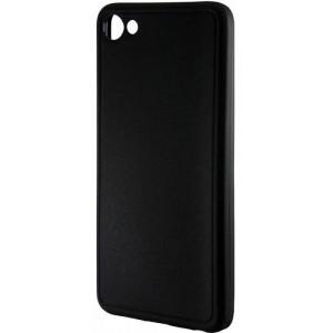 Силиконовый чехол для Meizu U10 (черный)