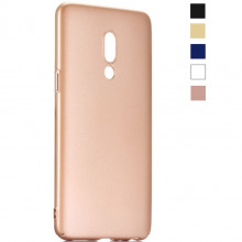 Бампер Meizu 15 – Soft Touch (Анти Отпечатки)