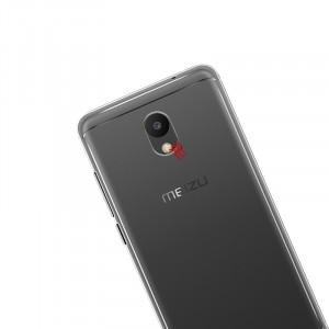 Силиконовый чехол Meizu M6 – Ультратонкий