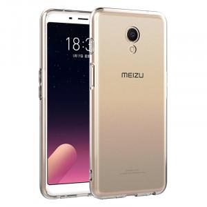 Силиконовый чехол Meizu M6s – Ультратонкий