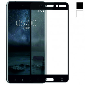 3D стекло Nokia 6 – Full Cover. Все цвета.
