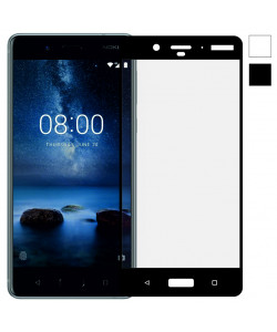 3D Стекло Nokia 8 – Full Cover