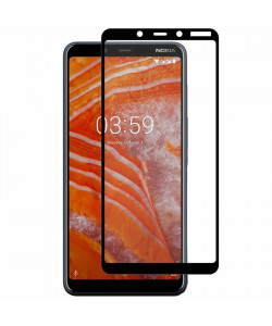 3D Стекло Nokia 3.1 Plus – Full Cover