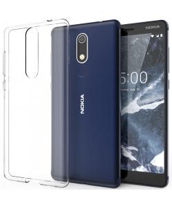 Чехол Nokia 5.1 – Ультратонкий