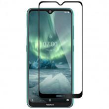 3D Стекло Nokia 7.2 – Full Glue (Полный клей)