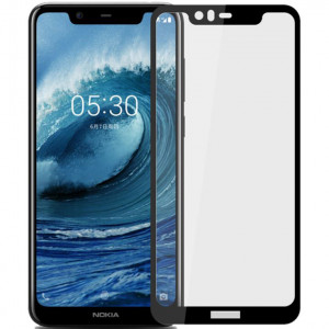 3D Стекло Nokia X5 (5.1 Plus) – Full Cover