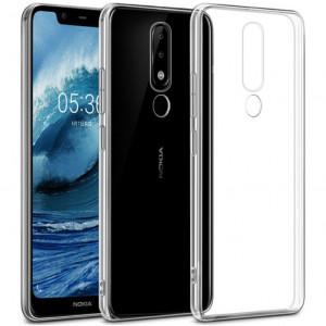 Чехол Nokia X5 / 5.1 Plus – Ультратонкий