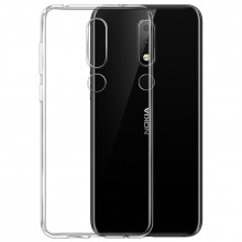 Чехол Nokia X6 / 6.1 Plus – Ультратонкий