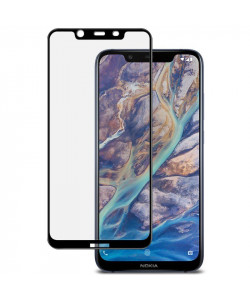 3D Стекло Nokia X7 – Full Cover
