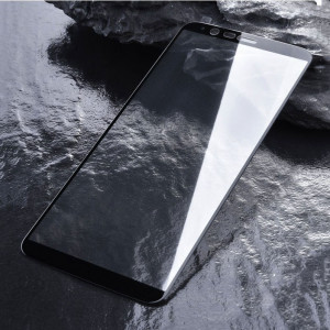 3D Стекло OnePlus 5T – Full Glue (Клей по всей поверхности)