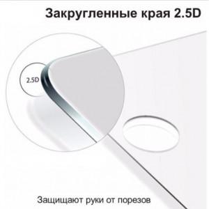 3D Стекло OnePlus 6 – Full Glue (Клей по всей поверхности)