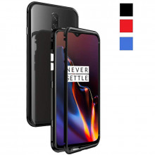 Магнитный чехол для OnePlus 6T Magnetic Case – OneLounge Glass