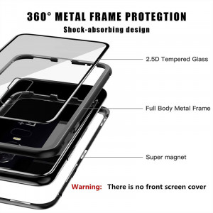 Магнитный чехол для OnePlus 7 Magnetic Case – OneLounge Glass