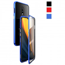 Магнитный чехол для OnePlus 7 Magnetic Case – OneLounge Glass