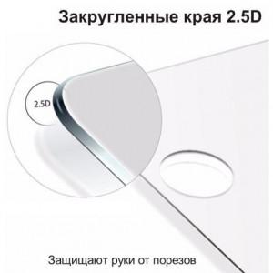 3D Защитное Стекло на Nokia X6 / 6.1 Plus – Full Glue (С полным клеем)