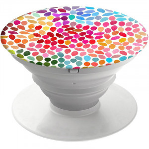 Popsocket 3M Цветные лепестки + Автодержатель