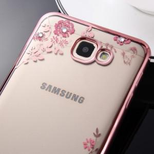 Чехол со стразами Samsung A5 2017 A520