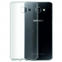 Силиконовый чехол Samsung A5 2016 A510 Ультратонкий