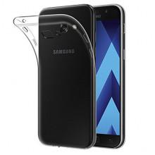 Силиконовый чехол Samsung A5 2017 A520 Ультратонкий