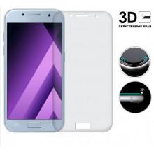 3D Стекло Samsung A7 2017 - Скругленные края