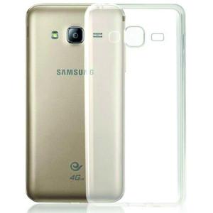 Силиконовый чехол Samsung Galaxy J3 2016 – Ультратонкий