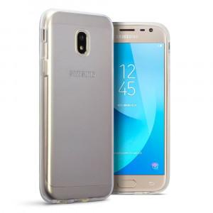 Силиконовый чехол Samsung Galaxy J3 2017 – Ультратонкий