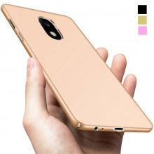 Бампер Samsung J3 2017 J330 – Soft Touch (Анти отпечатки)