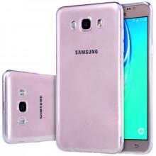 Силиконовый чехол Samsung J5 2016 J510 Ультратонкий