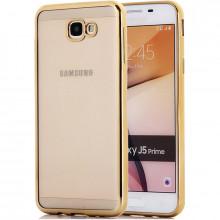 Силиконовый чехол Samsung J5 Prime – Golden