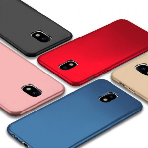 Бампер Samsung J7 2017 J730 – Soft Touch (Анти отпечатки)