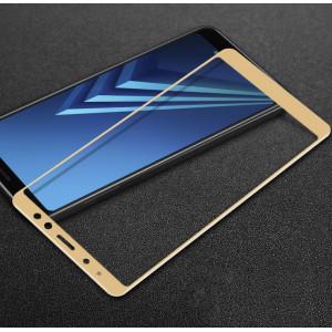 Купить стекло для Samsung A8 2018 A530F Full Cover