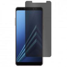 Защитное стекло Samsung Galaxy A8 (2018) Privacy Anti-Spy (Конфиденциальное)