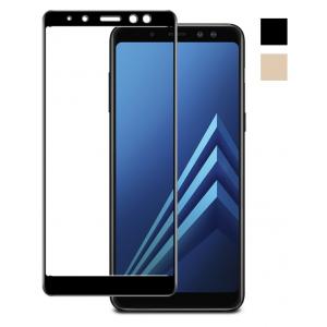 Купить стекло для Samsung A8+ 2018 A730F Full Cover