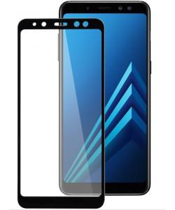 5D Стекло Samsung A8+ 2018 – Скругленные края