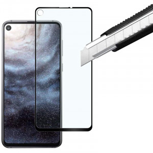 3D Стекло Samsung A8s – Full Cover