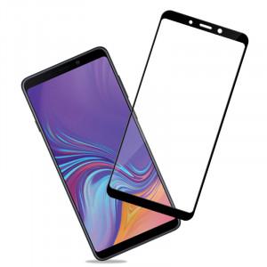 3D Стекло Samsung A9 2018 – Full Glue (С полным клеем)